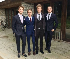 marcus butler, joe sugg, and alfie deyes image