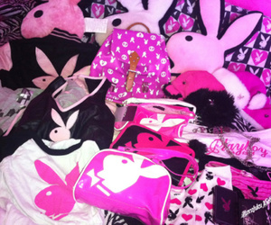 accessories, Playboy, and bunny image