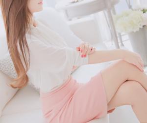 asian fashion, fashion, and korea image