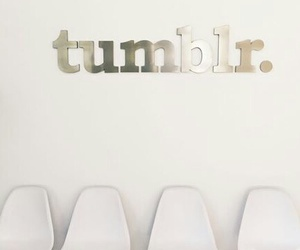 tumblr and white image