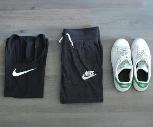 adidas, nike, and sport image