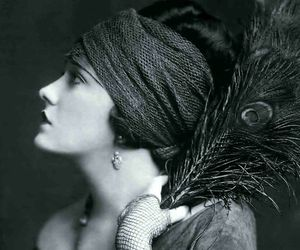 gloria swanson, vintage, and black and white image