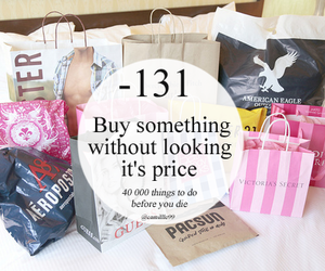 bag, shopping, and buy image