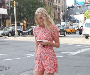 fashion, elsa hosk, and outfit image