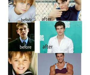 teen wolf, cody christian, and isaac lahey image