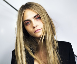 eyebrows, funny, and cara delevingne image