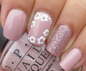 992 images about cute nails designs on we heart it see more flowers prinsesfo Image collections