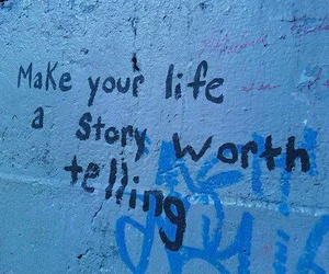 life, story, and phrases texts image
