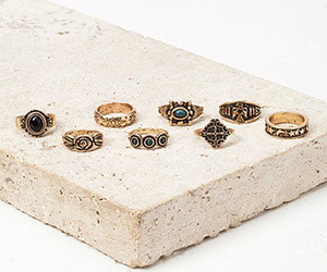 cool, indie, and rings image