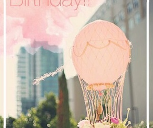 balloon and pink image