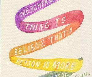 quote, john green, and person image