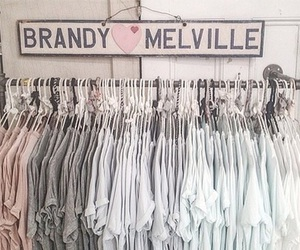 fashion, brandy melville, and clothes image