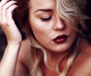 angles, beautiful, and make up image