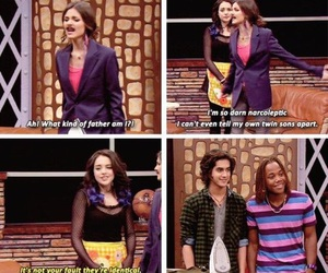 funny, victorious, and haha image
