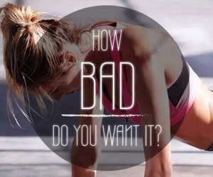 fitness, motivation, and qoutes image