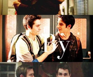 arrow, teen wolf, and stiles image