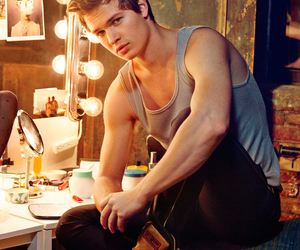 ansel elgort, actor, and boy image