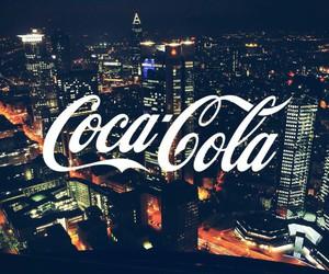 coca cola, drink, and frankfurt image