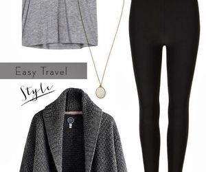 outfit and grey image