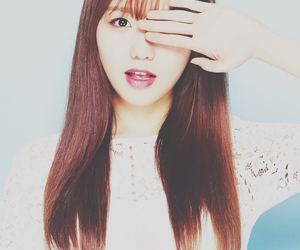 innocent, sujeong, and cute image