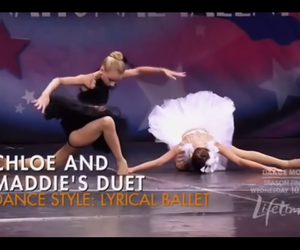 black swan, dancing, and duet image
