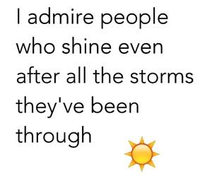admire, quote, and shine image