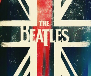 beatles, the beatles, and wallpapers image
