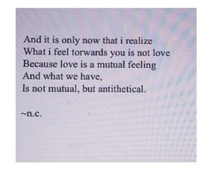 quote, love, and mutual image