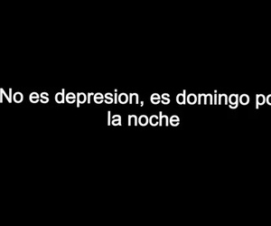 domingo, frases, and Noche image