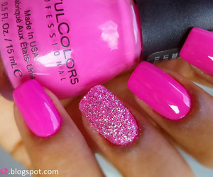 beautiful, unhas, and cute image