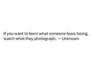 afraid, lose, and lost image