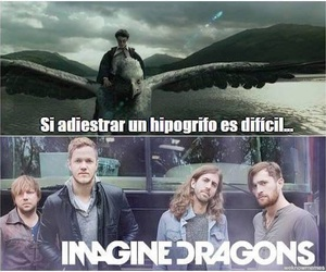 imagine dragons and harry potter image