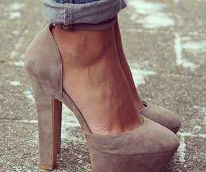 fashion, shoes, and tacones  image