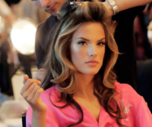 alessandra ambrosio, Victoria's Secret, and beautiful image