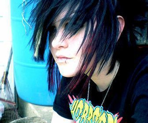 awesome, boy, and emo image