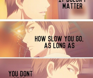 anime, quotes, and kuroko no basket image