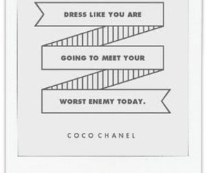 fashion, chanel, and coco image