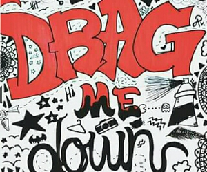wallpaper, drag me down, and one direction image