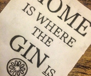 cool, funny, and gin image