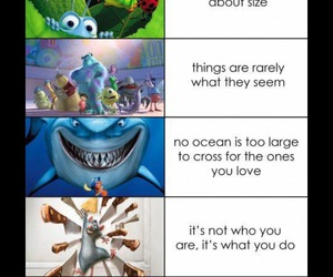 pixar, disney, and finding nemo image
