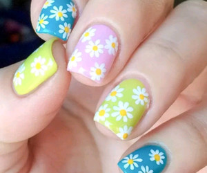 nail design, nails art, and nail love image