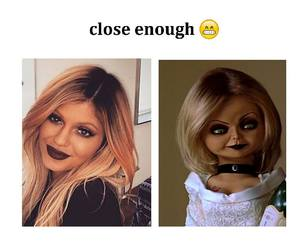 lol, kylie jenner, and funny image