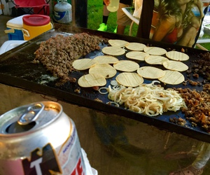 beer, mexican food, and mexico image