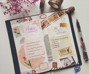 craft, diy, and journals image