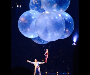 amazing, ballons, and cirque du soleil image