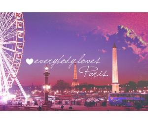paris and love image
