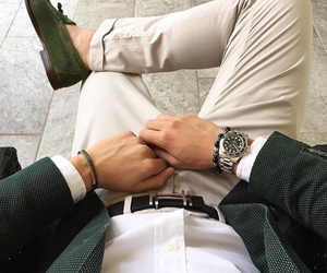 classy, fall, and men image