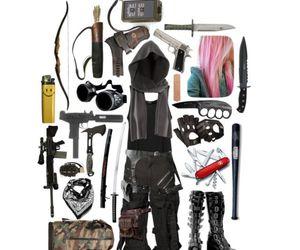 apocalypse, fashion, and gear image
