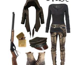 apocalypse, fashion, and survival image