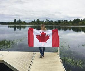 Alberta, autumn, and canada image